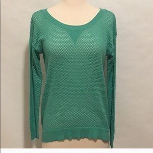 American Eagle Seafoam Green Light Sweater Small